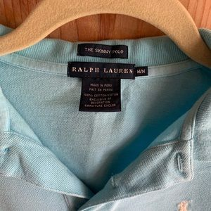 Polo by Ralph Lauren turquoise size M